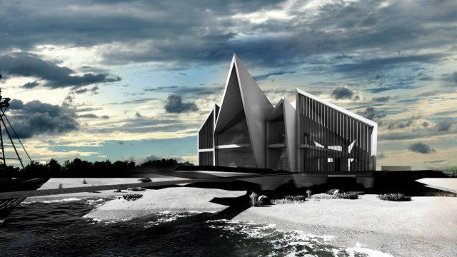 Design 01, AADU, Yiyang Sang, 2016-2017
