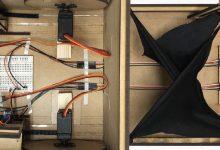 Parametric Fabrication 2_2018, Mohammad Al-Suwaidi, Siyu Lin, Roberto Cruz