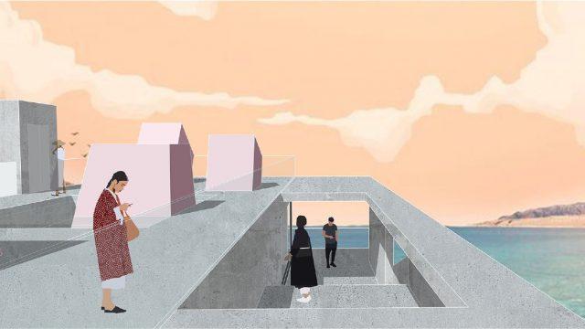 Design 1, 2019, Jiajie Yao