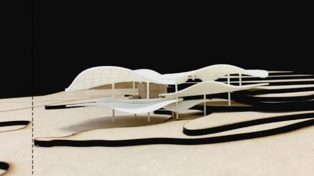 Design 1, 2019, Chao Zhang